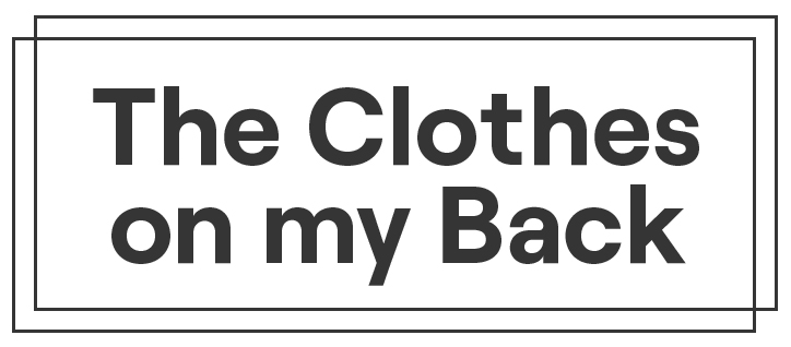 The Clothes On My Back